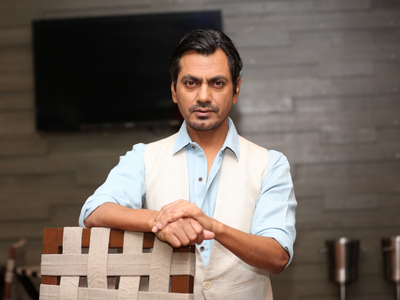Actor Nawazuddin Siddiqui home quarantined with family in Uttar Pradesh