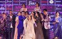 Munzarin Mahbub Abani wins first Mrs World Bangladesh title