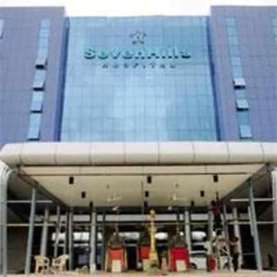 Won't give BMC patients free medicines: Seven Hills