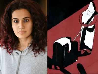 Taapsee Pannu shares video highlighting struggles of migrants to go home amid COVID-19 lockdown