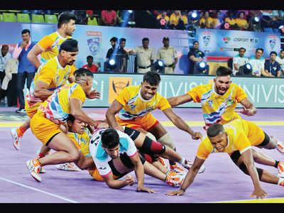 Pune Pride defeat Haryana Heroes in IPKL Opener