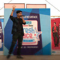 Amit Raj Joshi floors everyone with beatboxing