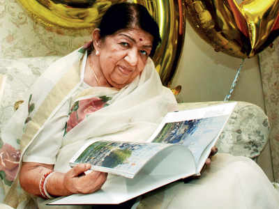 Lata Mangeshkar is still on life support, doctor says her condition is slowly improving, but she is still critical