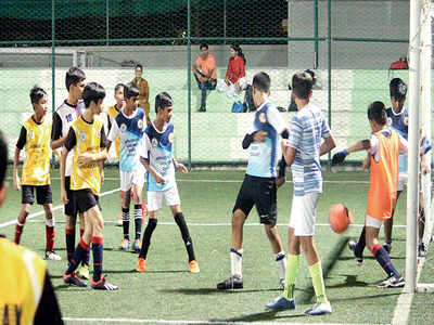 Ahmedabad Baby League: Flory FC wins 5-3 against ARA FC