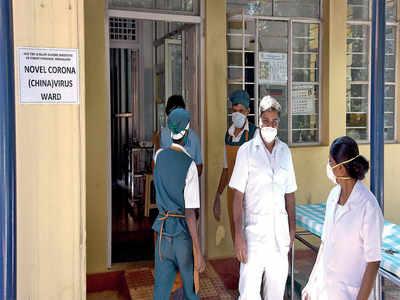 Four Chinese nationals quarantined in Bengaluru