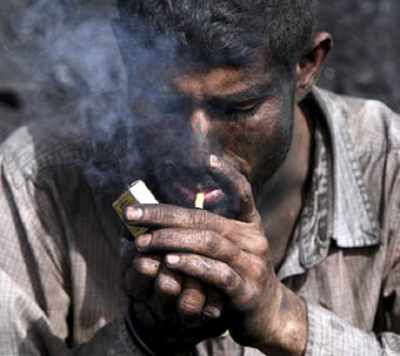 Widows of tobacco victims write to PM for 85 pc pictorial - warning on products