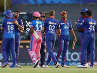 IPL 2021: Delhi Capitals beat Rajasthan Royals to go top