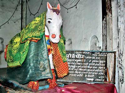 In the name of Nanacha ghoda