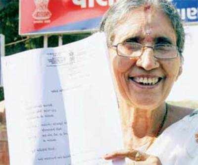 Jashodaben – The superhero