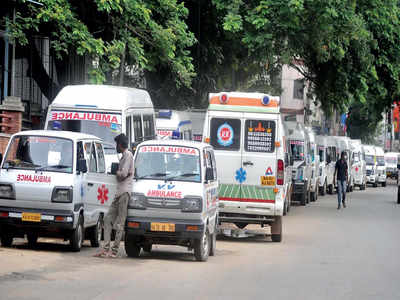 People are scared of us, say ambulance drivers