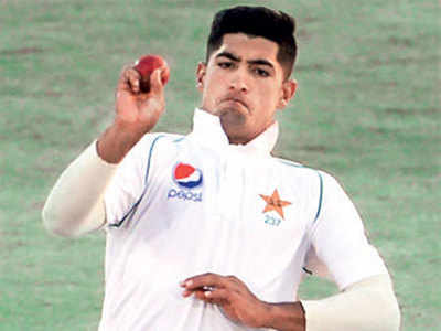 Naseem becomes youngest to take Test hat-trick