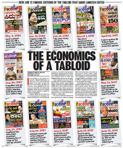 Lankesh Patrike and the Economics of an ad-free tabloid