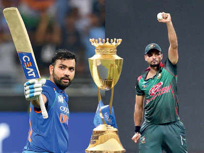 Asia Cup 2018: Pakistan's exit takes sheen out of final; India, Bangladesh pitted against each other