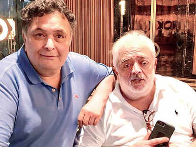Rishi Kapoor is cancer-free says filmmaker Rahul Rawail