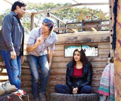 Aila! Rahman shakes a leg with Alia