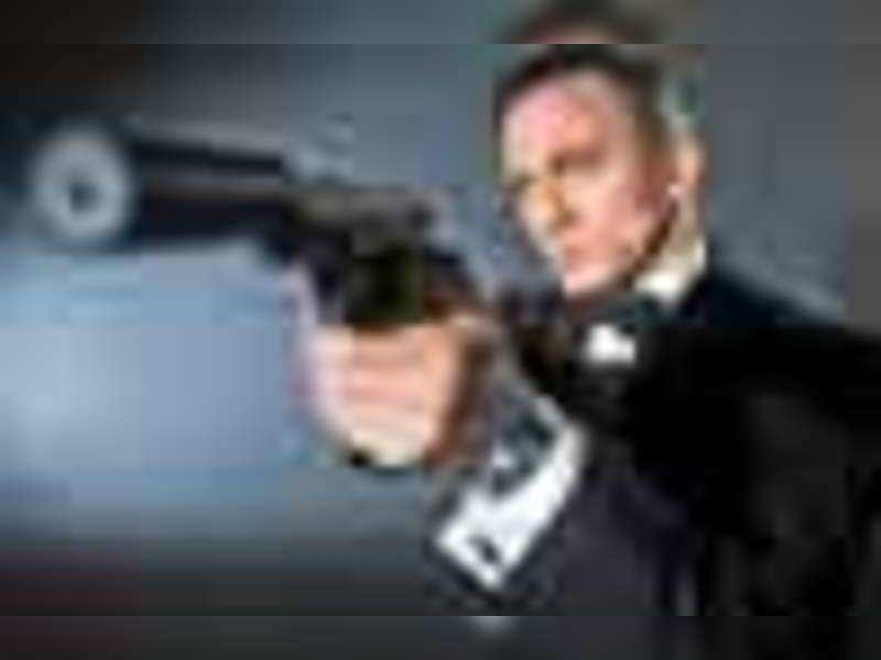 Bond could have shot