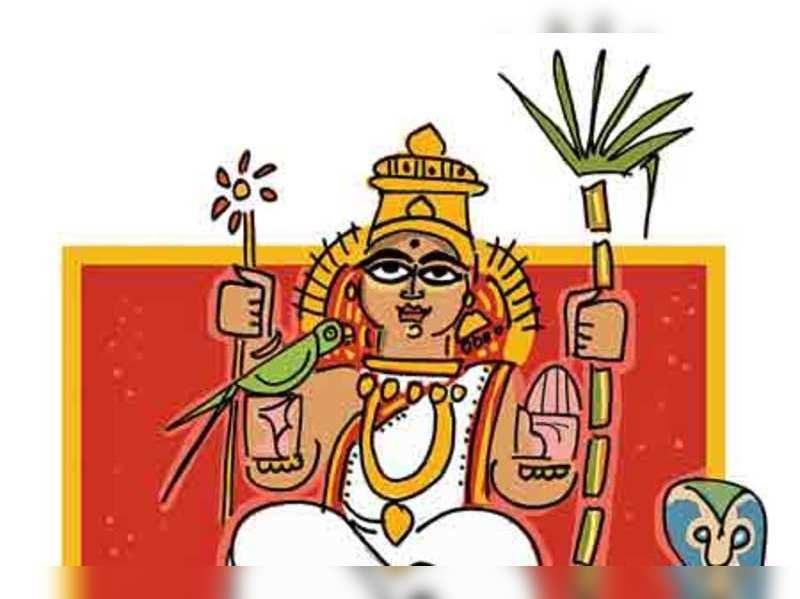 Desirable Goddess Kamakshi
