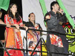 Ranbir, Nargis at garba event