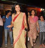 Sush attends 'Durga Puja'