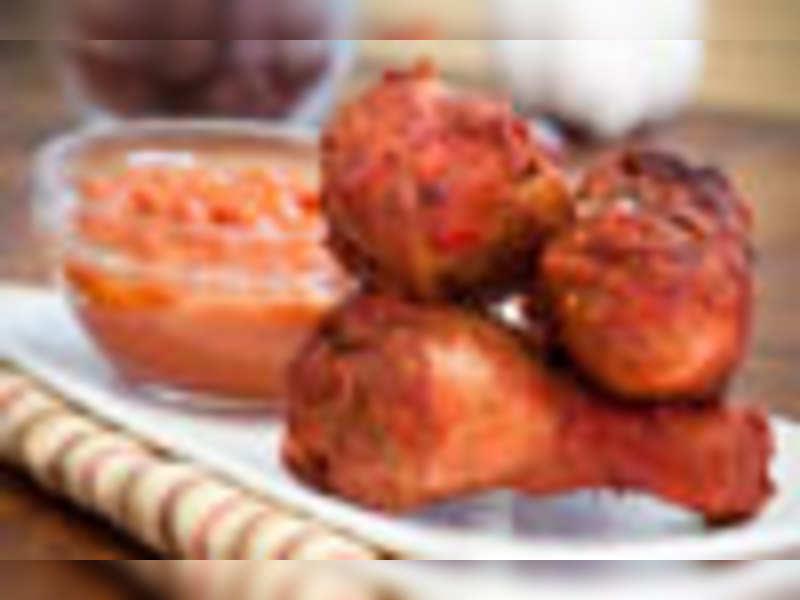 Recipe: Tandoori chicken