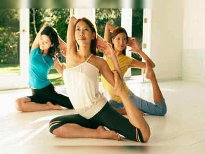 Yoga poses for better sleep (Thinkstock photos/Getty Images)