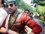 Ranbir, Nargis promote 'Rockstar'