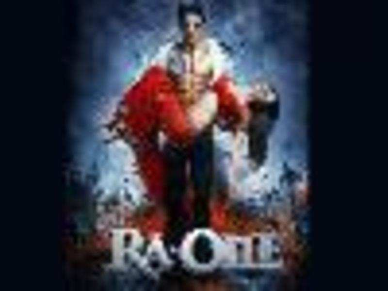 Ra.One: Movie Review