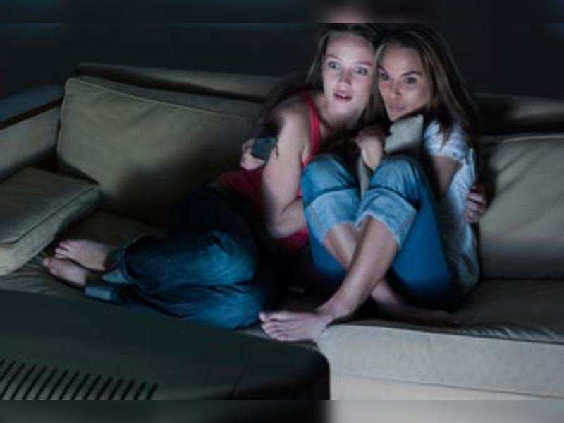 Watching horror movies good for brain