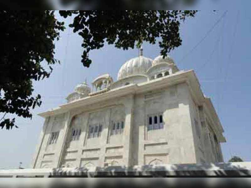 A Gurdwara steeped in history