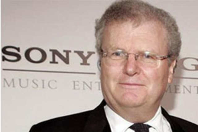 Howard Stringer, chairman, president, and chief executive officer of Sony Corp