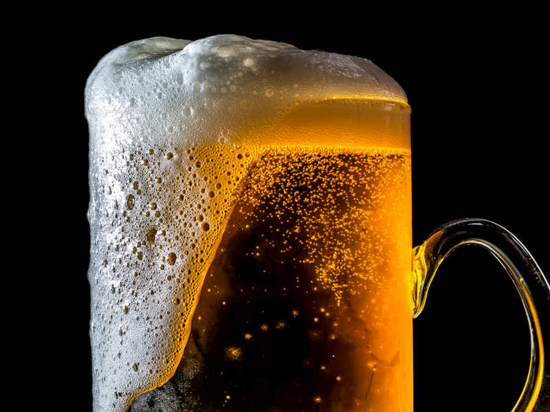 Drink beer for a healthy heart