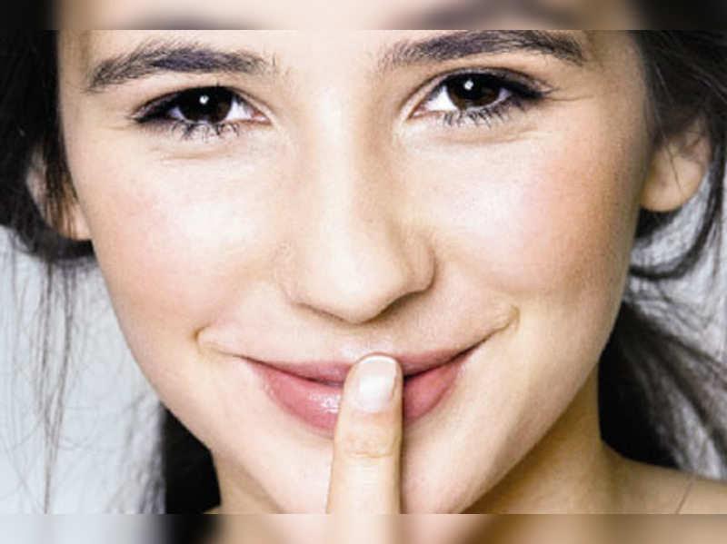 Lip servicing got younger
