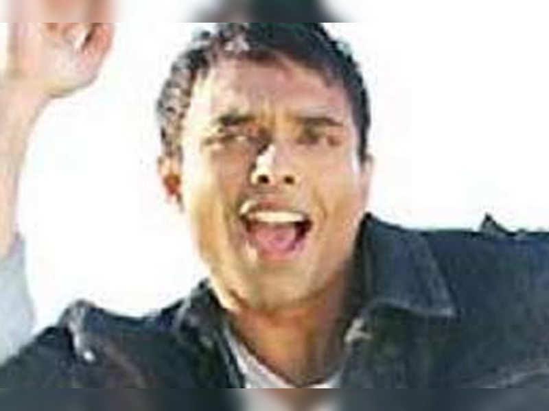Uday Chopra is on cloud nine