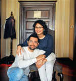 Aamir-Kiran's baby is a culture hub