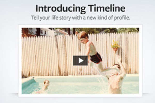 Social networking site Facebook's latest service Timeline has been globally rolled out.
