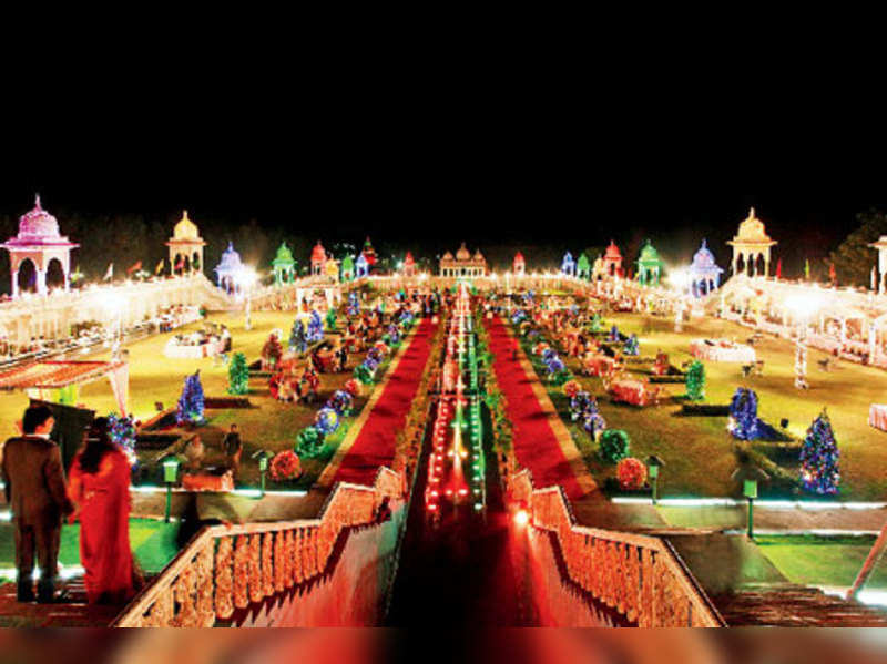 Ramoji Film City: A world of fantasy