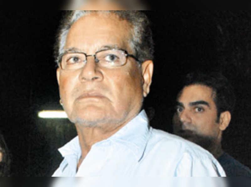 Salim Khan plans a wedding