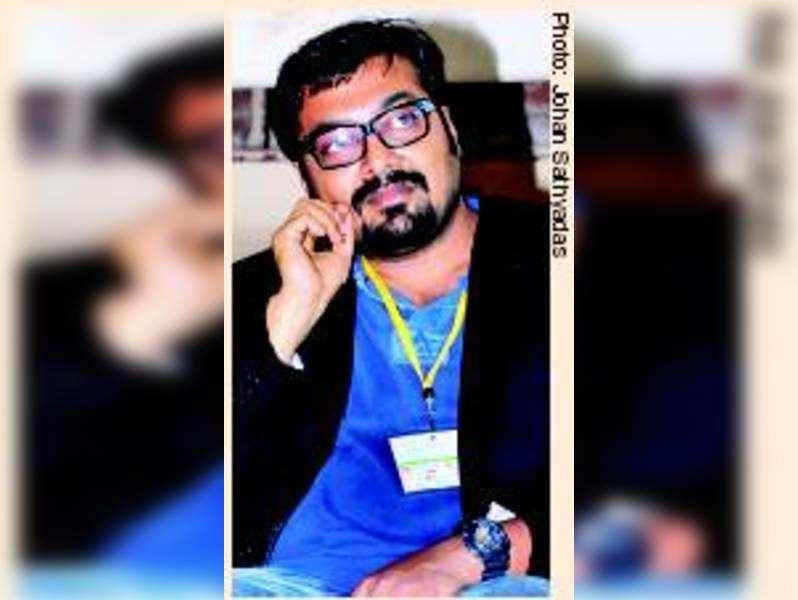 I breathe because of Tamil Cinema: Anurag Kashyap