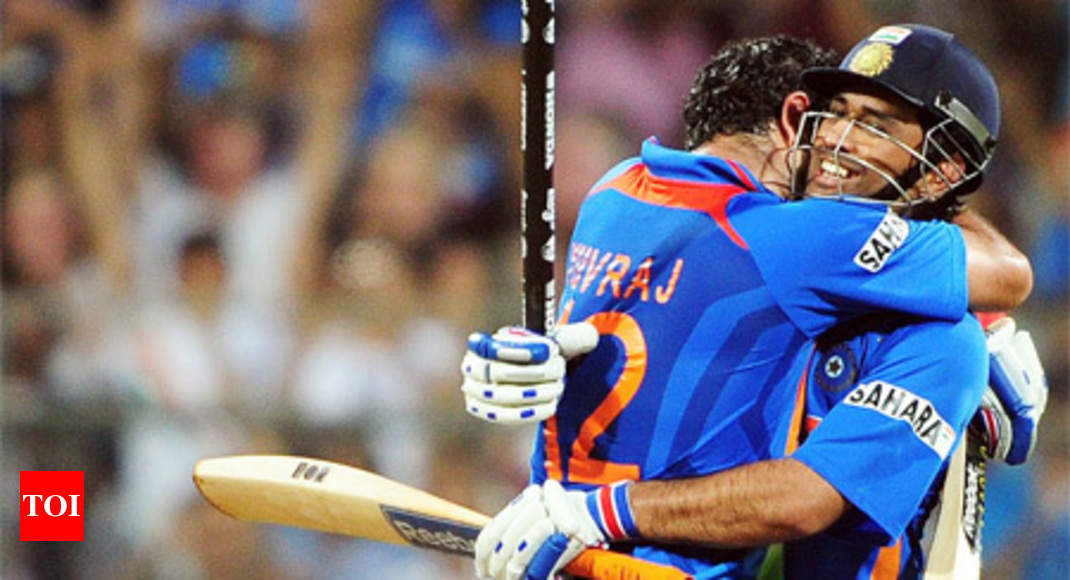 World Cup victory overshadows Dhoni's lows in 2011 | News - Times of