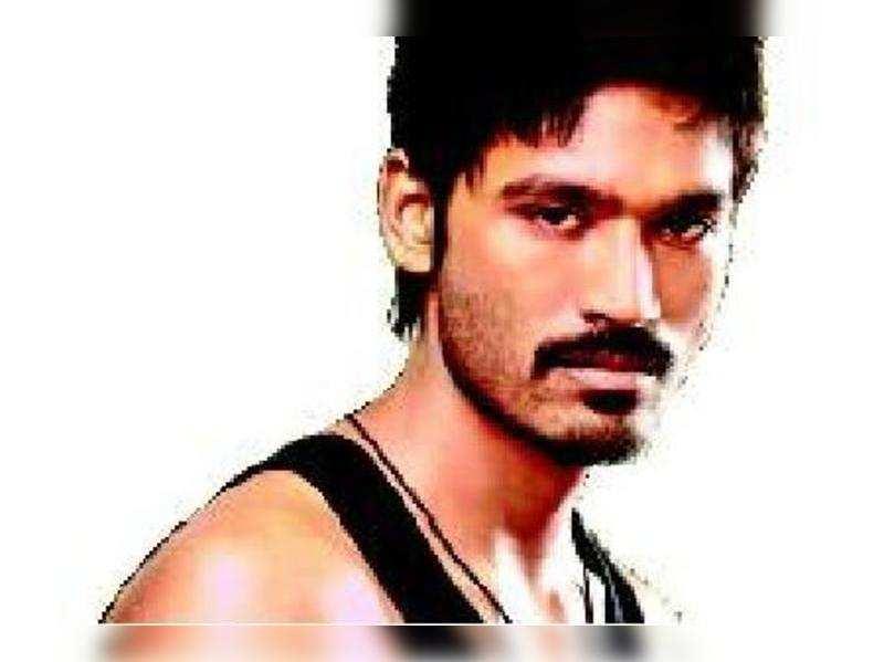 Aishwarya is my lucky charm: Dhanush