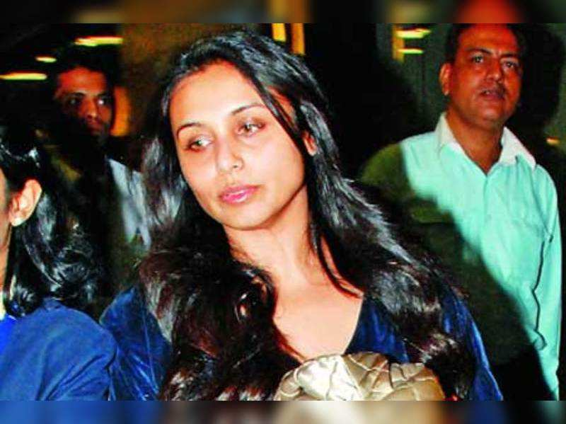 "Rani Mukerji  <a href=""http://photogallery.indiatimes.com/celebs/indian-stars/rani-mukherjee/portfoliolist/3878862.cms"" target=""_blank"">More Pics</a>"