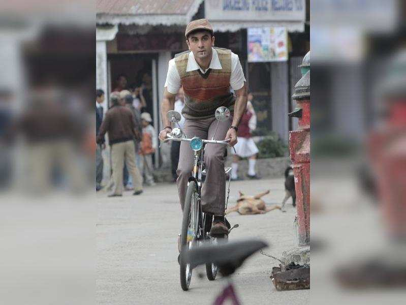 Barfi will be released worldwide on July 13