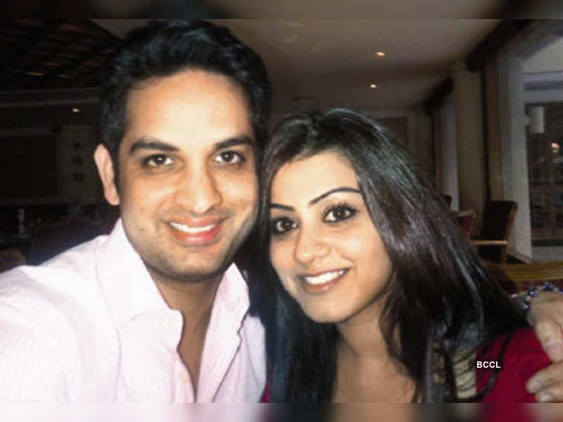 Vikaas Kalantri and Priyanka Chibber