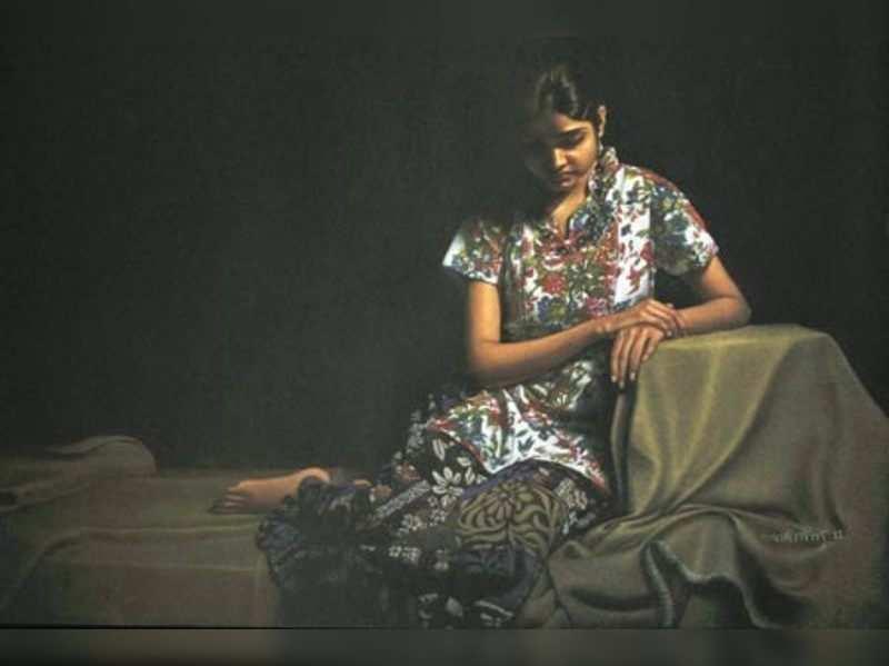 Chandra Madhavi by Shashikant Dhotre