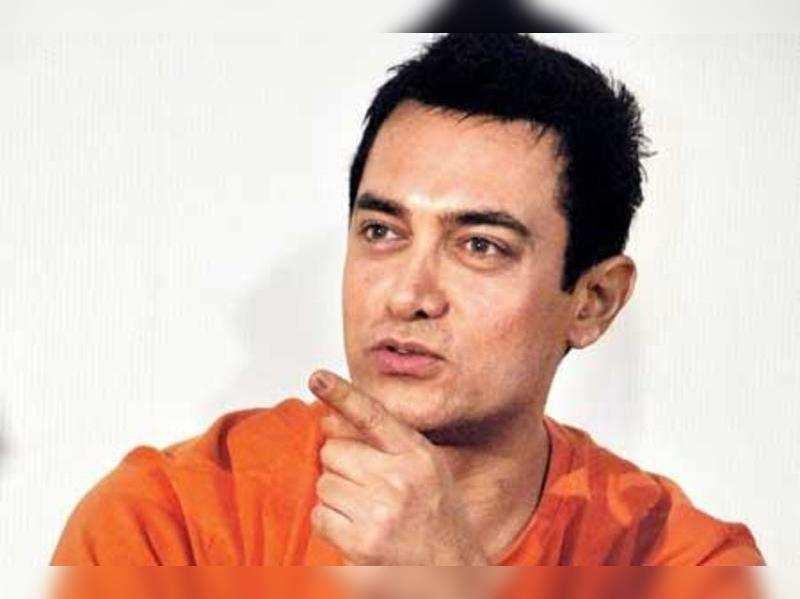Aamir Khan to catch cyber chor!