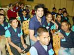 Rajeev Khandelwal @ NGO event