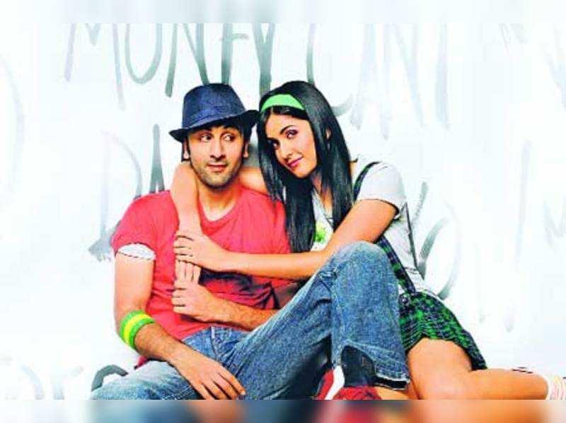 Katrina Kaif- Ranbir Kapoor are back together