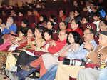Gulzar @ Hyderabad Literary Festival 2012