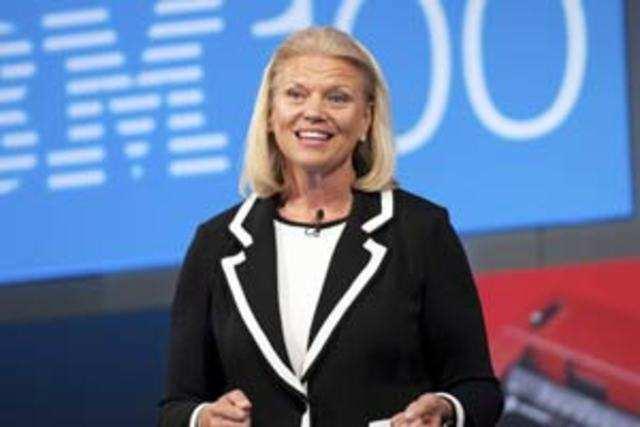 Samuel Palmisano: IBM new CEO Rometty's salary almost