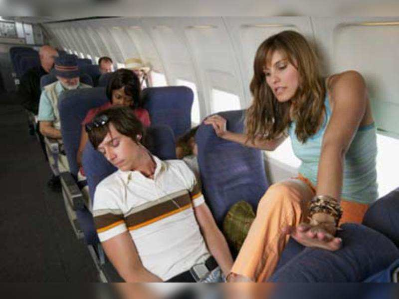 New guidelines debunk economy-class syndrome (Thinkstock photos/Getty Images)